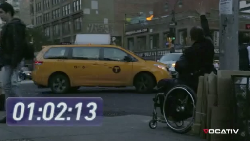 The Struggles of Getting Around New York City in a Wheelchair