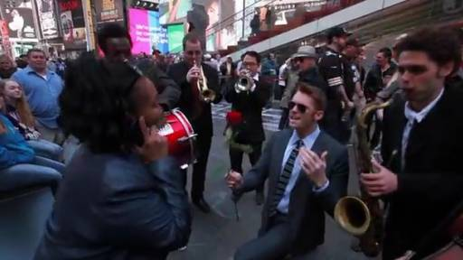Surprise Serenades on the Streets of New York City