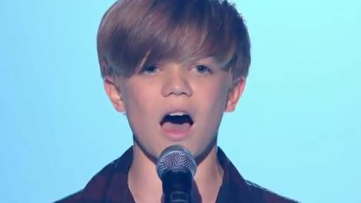Daily Comeback: Young Kid With an Amazing Voice