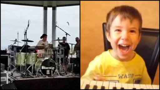 Kids Show off Their Amazing Musical Talents