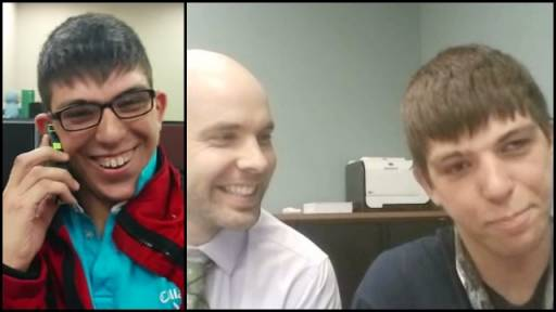 Young Man With Disability Becomes an Inspiration for Others