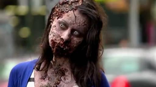 experimento zombie en new york
