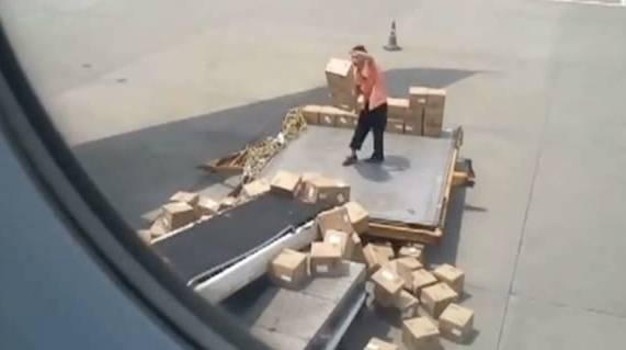 air-freight handler misses the mark