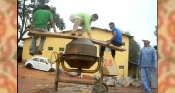 Diy Cement Mixer Diy Cement Mixer Carousel