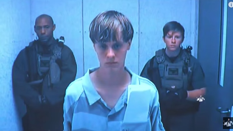 Family Of Charleston Shooting Victims Address Dylann Roof