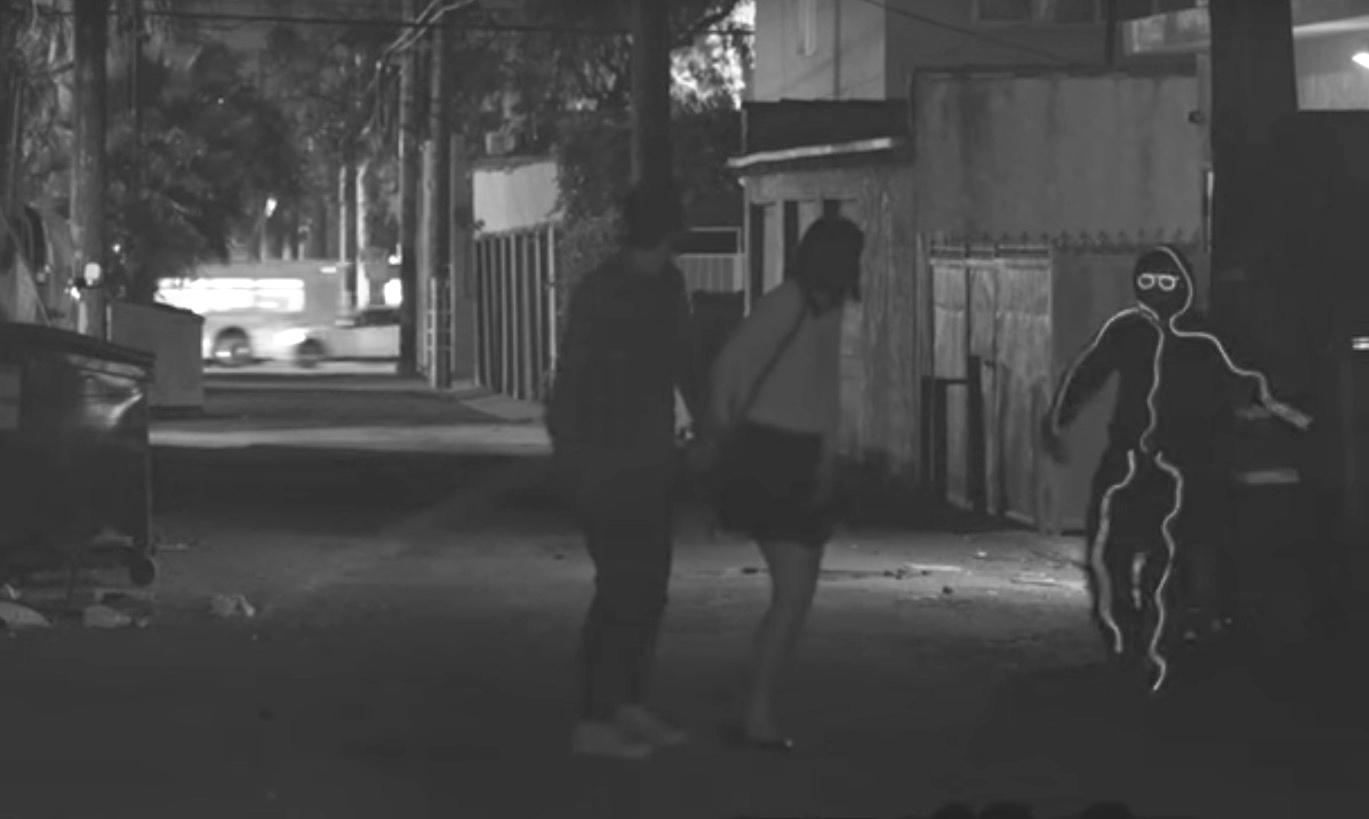 In A Dark Alley Near You
