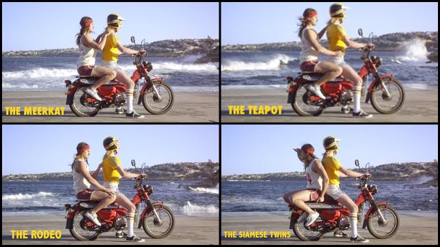 2 Dudes on a Motorcycle Two Dudes on a Motorcycle