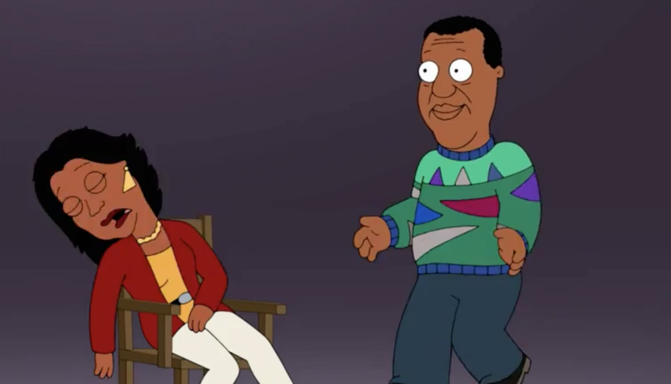 'Family Guy' Takes on Bill Cosby After 'Knowing What We ...
