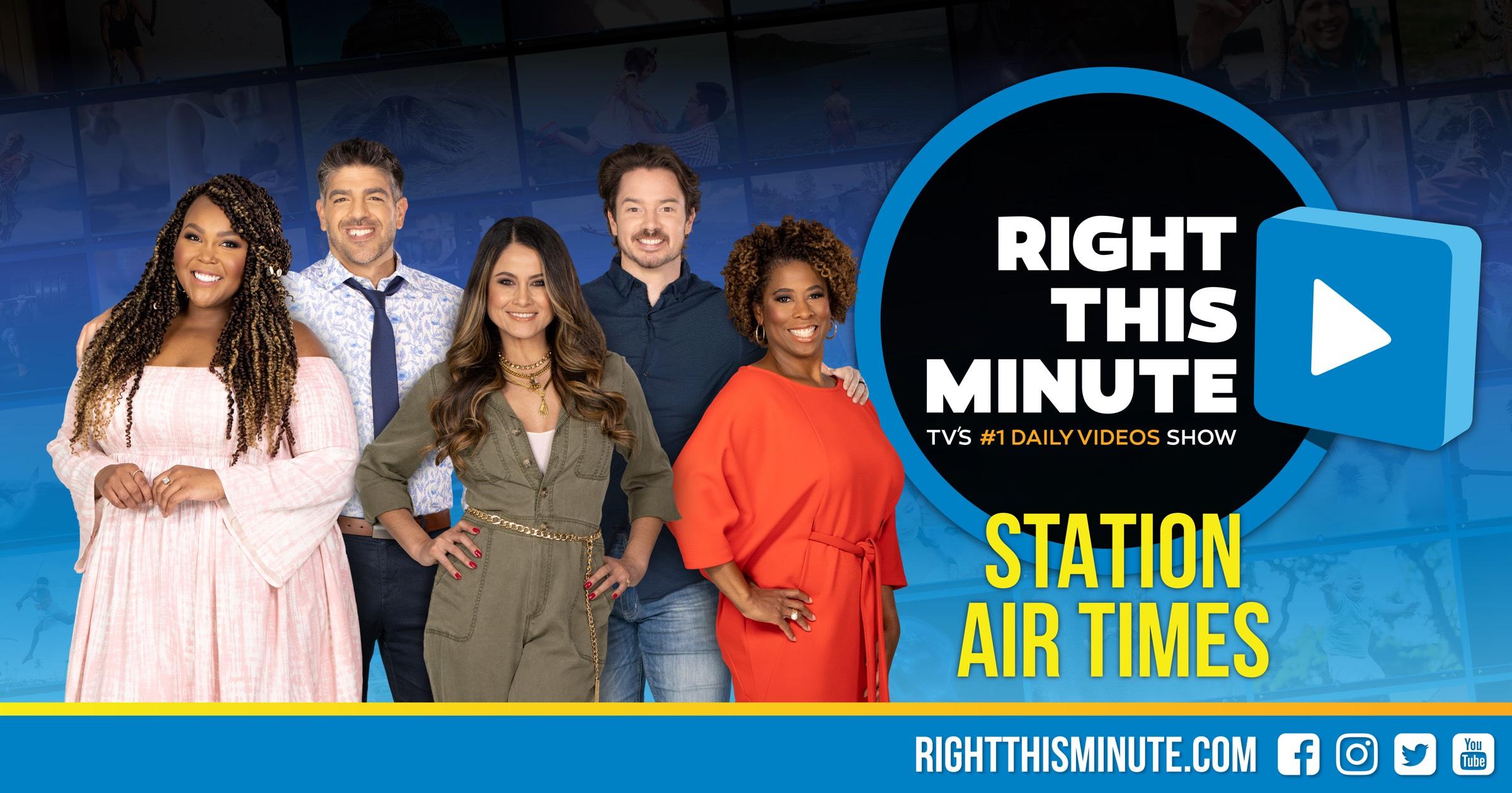 TV Stations & Air Times