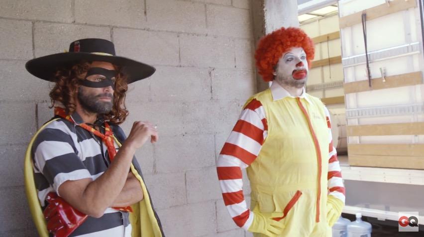 Danny Mcbride Vice Principals Fast Food Mascots
