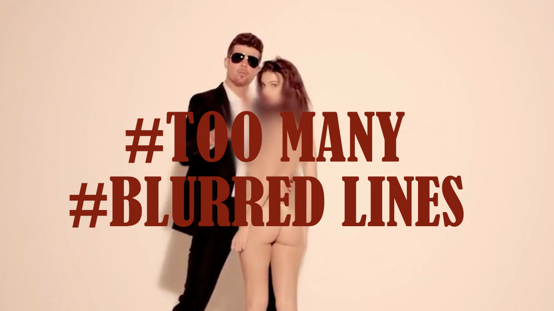 5 Reasons Robin Thicke S Blurred Lines Was The Summer