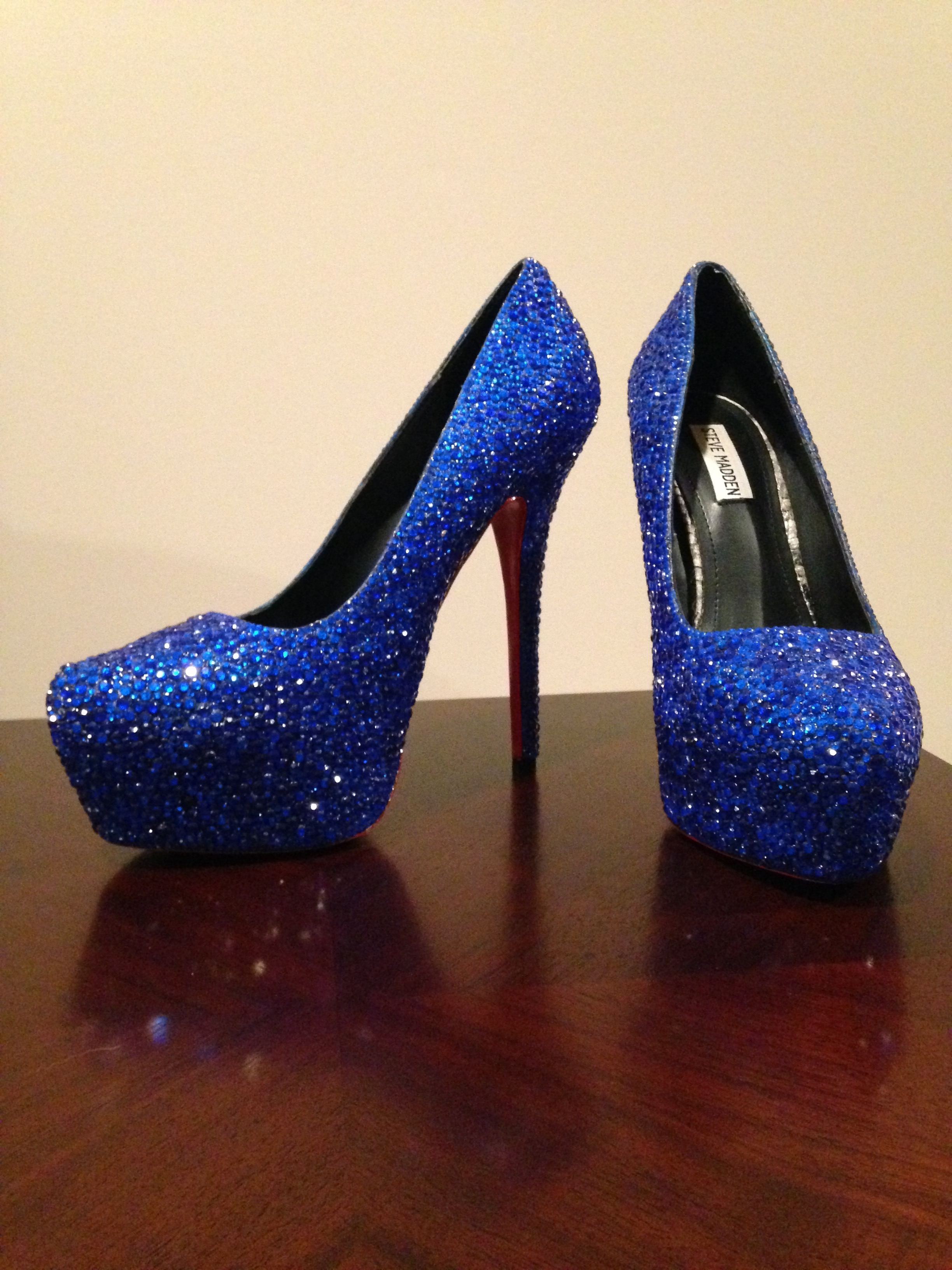 a98d1ba81d4 How to Make a $6,000 Pair of Christian Louboutin Heels for $40 | RTM ...