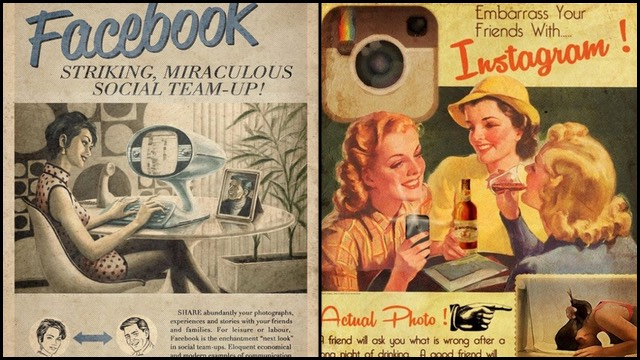 These Vintage Print Ads For Modern Technology Are Amazing
