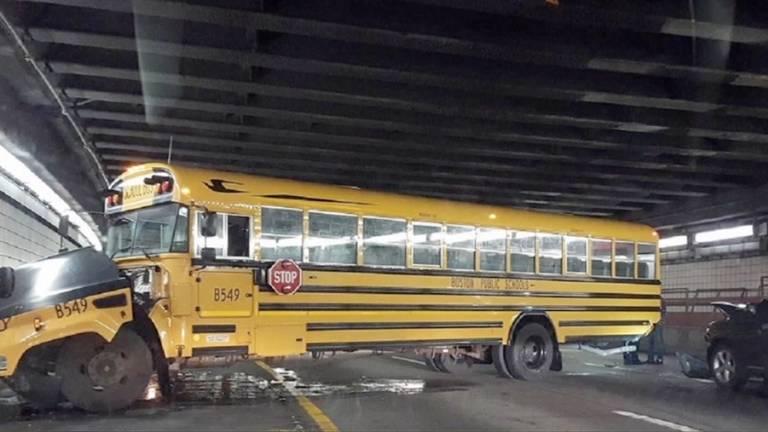 school bus driver resumes
