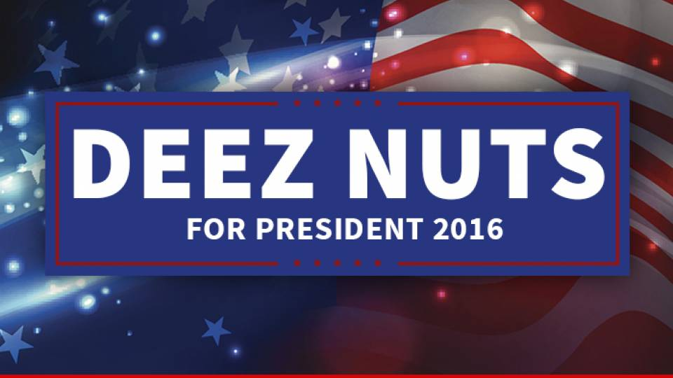 Where Did Deez Nuts Come From Rtm Rightthisminute