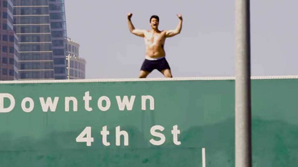Man Releases Music Video After LA Freeway Stunt   RTM