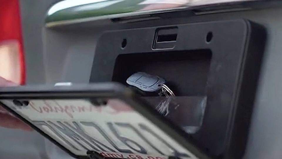 Never Lose Your Keys Again With This Hidden Lock Box | RTM