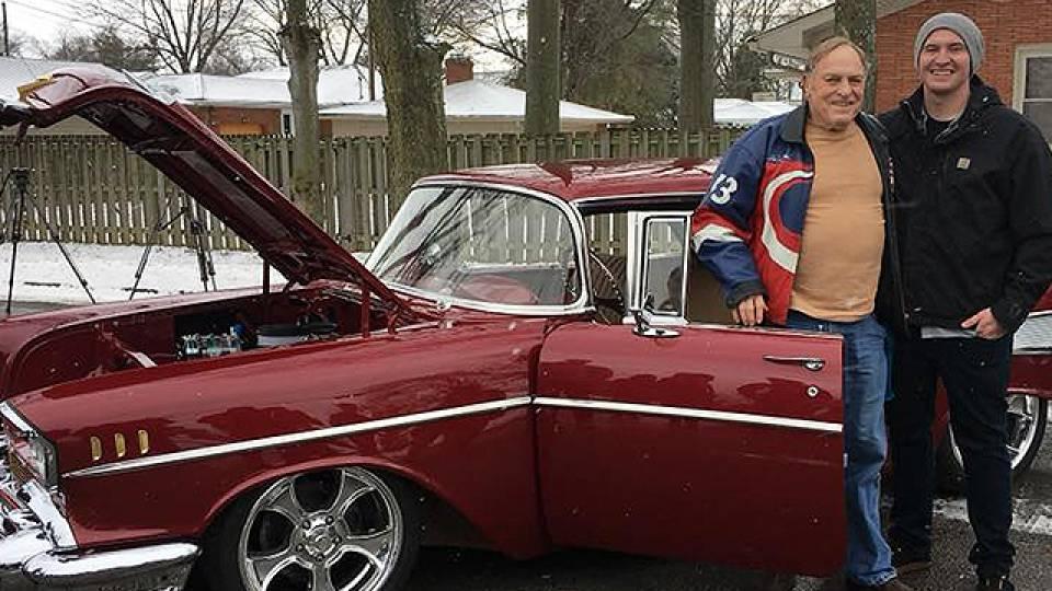 Grandson Restores Grandpa\'s Beloved Old Car | RTM - RightThisMinute