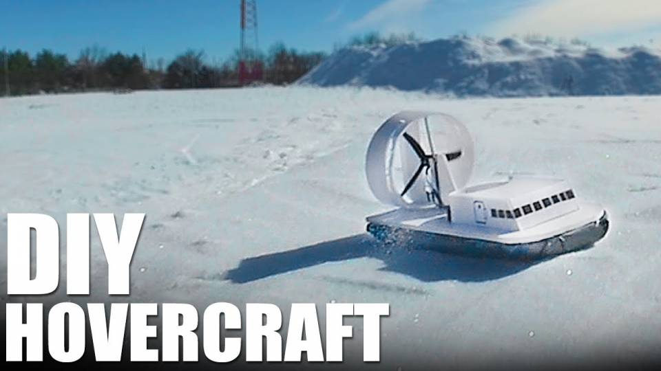 This diy hovercraft is the perfect weekend project rtm this diy hovercraft is the perfect weekend project solutioingenieria Choice Image
