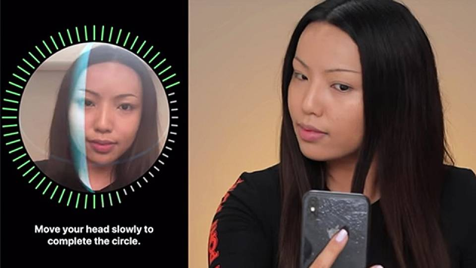 People Try The iPhone X Makeup Challenge | RTM - RightThisMinute