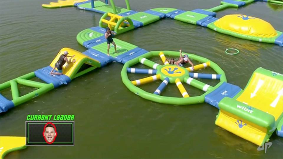 dude perfect makes floating island look legit rtm rightthisminute