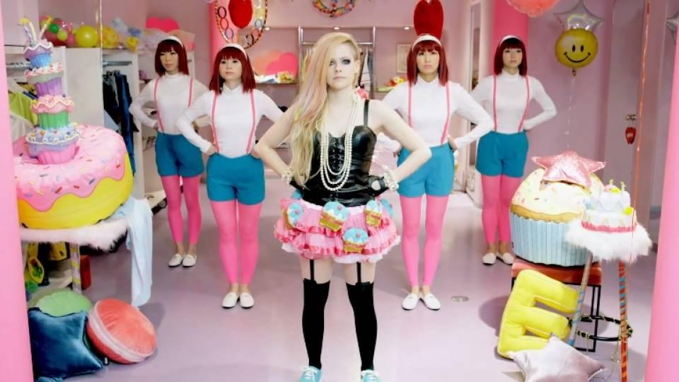 Something\u0027s Not Quite Right: Avril Lavigne\u0027s \u0027Hello Kitty\u0027