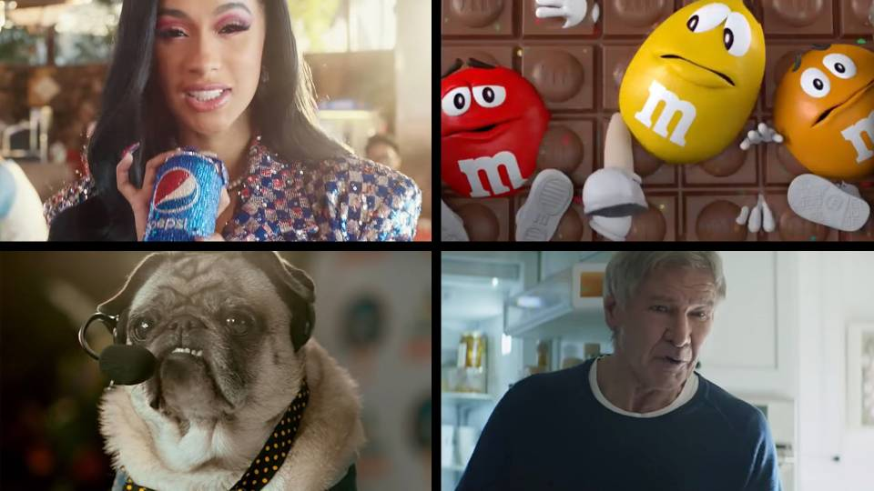 Your Ultimate Guide To The 2019 Super Bowl Commercials | RTM