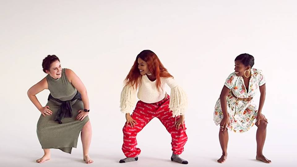 Image result for learn-how-dance-teyana-taylor-kanye-west-fade-music-video