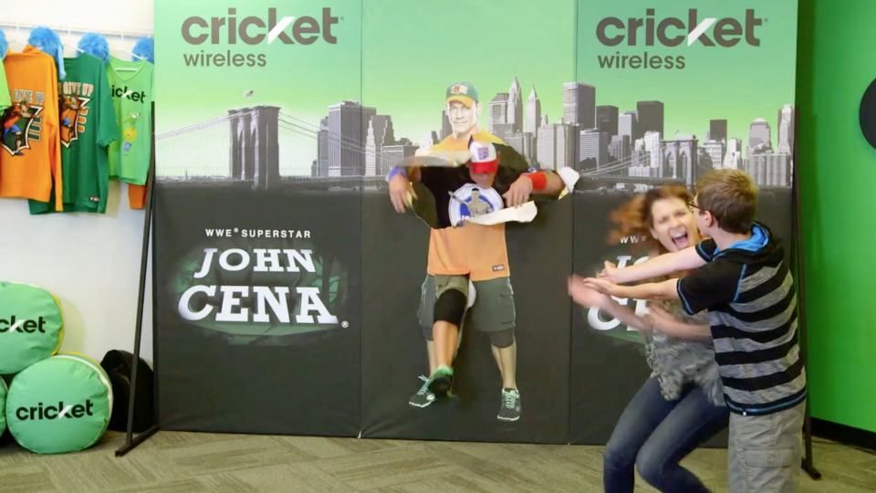 unexpected john cena surprise commercial cricket?itok=BsRLvB8v this real life 'unexpected john cena' meme blows super fans away