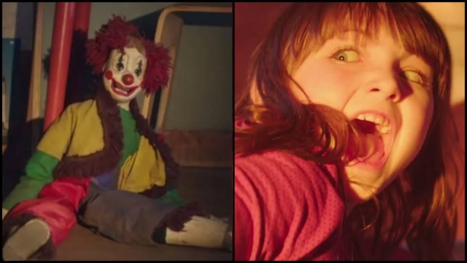 Gayle On Film New Poltergeist Trailer Rtm Rightthisminute