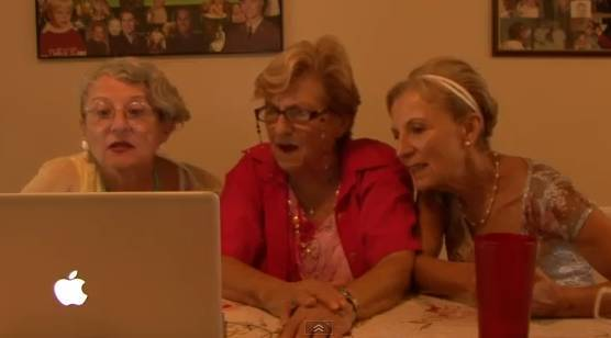 three golden sisters discover the meaning of totes mcgotes rtm