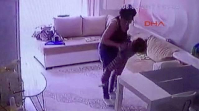 Nanny Cam Explains Baby's Bruises | RTM - RightThisMinute
