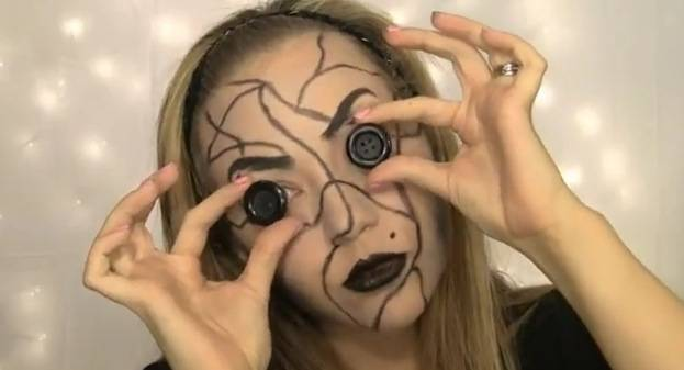 Achieve Coraline S Other Mother Look For Halloween Rtm Rightthisminute