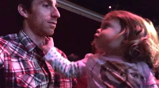 Adorable Girl Forbids Dad From Singing 'Frozen' Songs | RTM