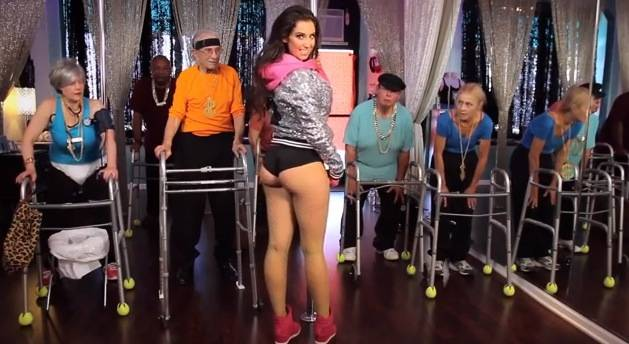The Twerking Tutorial Your Grandparents Have Been Waiting For Rtm