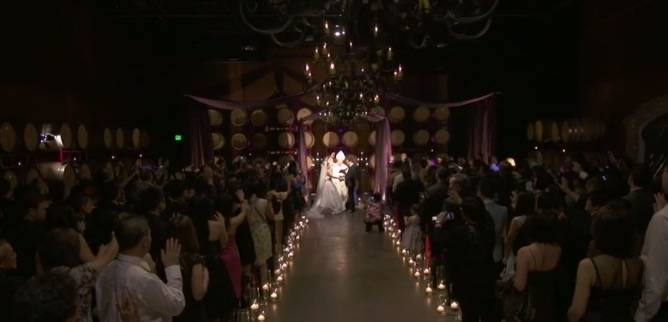 Tim Burton-Themed Wedding Looks Like It\'s Straight Out of a Movie ...