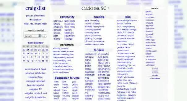 www craigslist com charleston sc