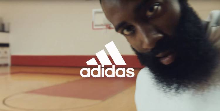 san francisco 31f33 c4dc0 Adidas Drops First James Harden Commercial and it s Pretty Cool   RTM -  RightThisMinute