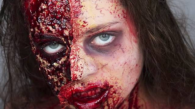 How to transform yourself into a zombie rtm rightthisminute solutioingenieria Images