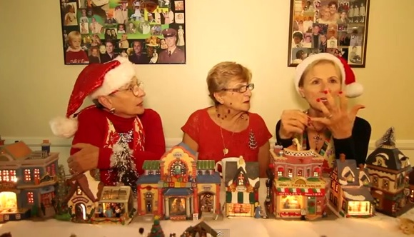 golden sisters answer twit about favorite christmas tradition