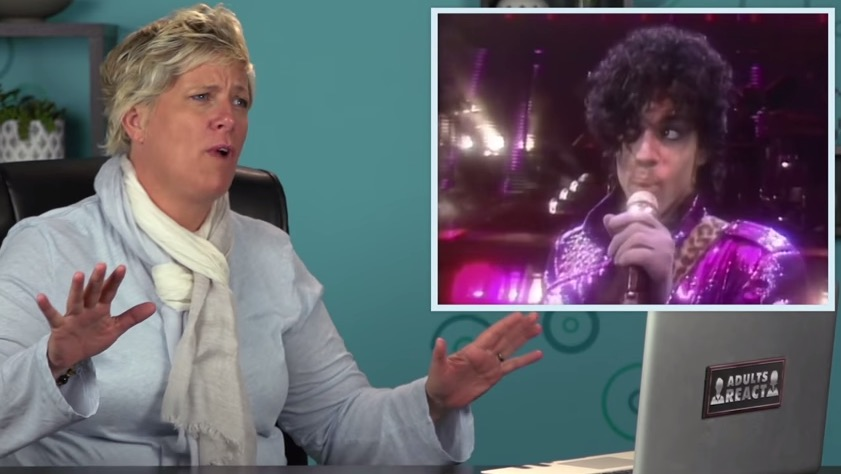 Adults React to Prince Videos and It Still Hurts | RTM - RightThisMinute