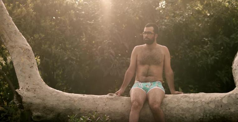 Men's Underwear Ad Promotes Healthy Body Image in ...