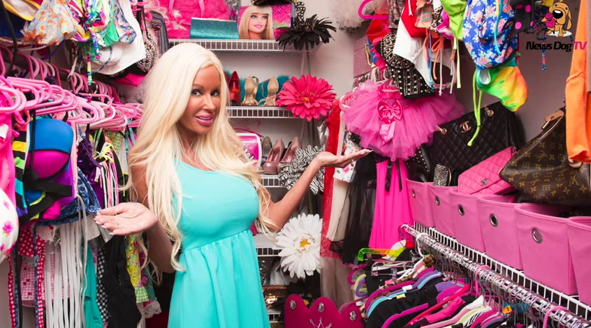Stay-At-Home Mom Spends $500K On Plastic Surgery To Look Like Barbie