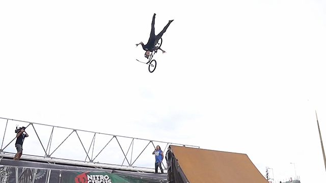 Ryan Williams Executes A World First At Nitro Circus | RTM