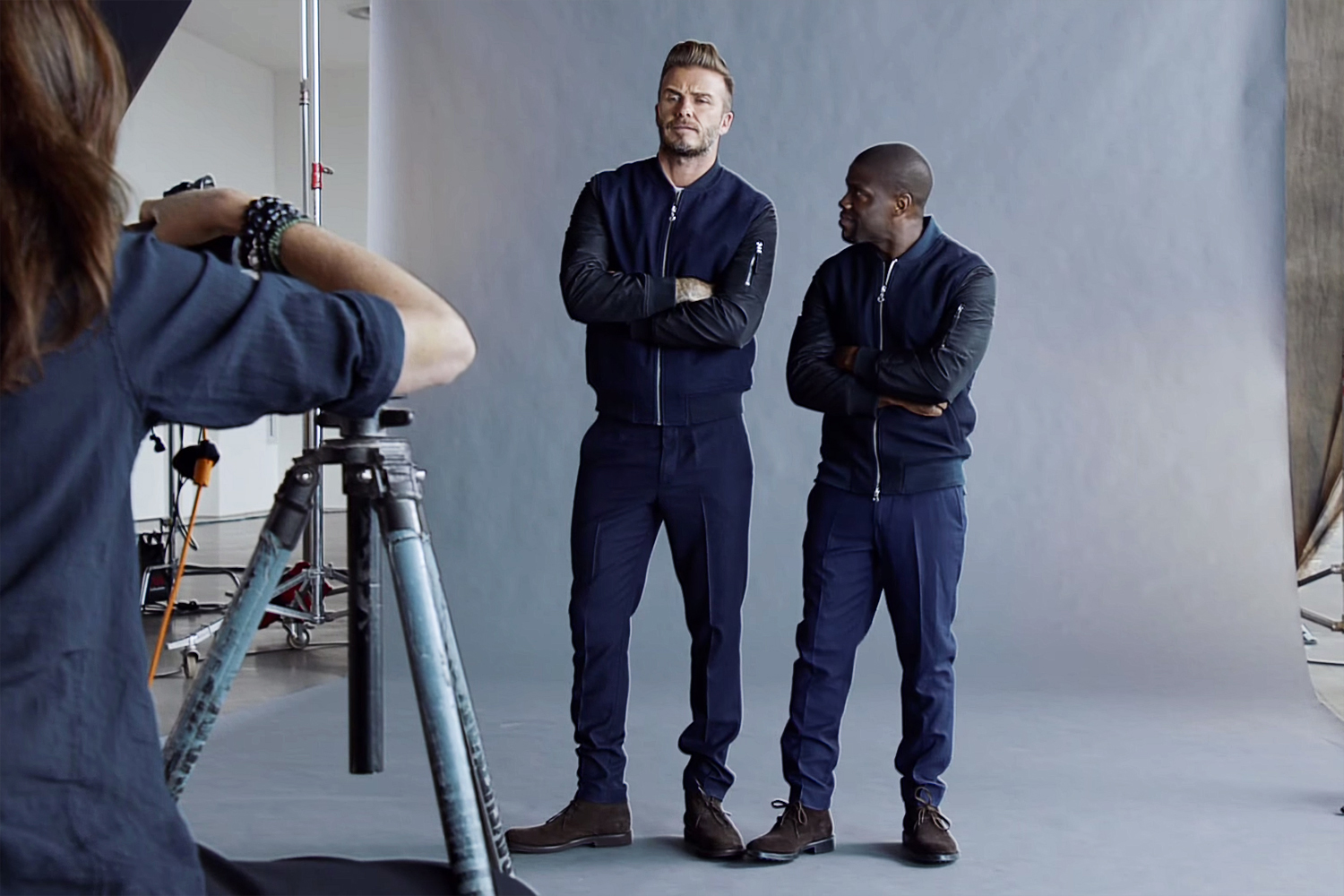 [Image: david-beckham-kevin-hart-fashion-ad-video.jpg]