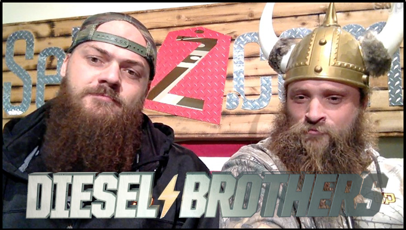 diesel brothers talk to rightthisminute about new show on discovery channel rtm rightthisminute. Black Bedroom Furniture Sets. Home Design Ideas