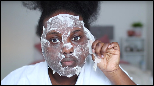 How To Get Gorgeous Skin With Diy Egg White Peel Off Mask Rtm