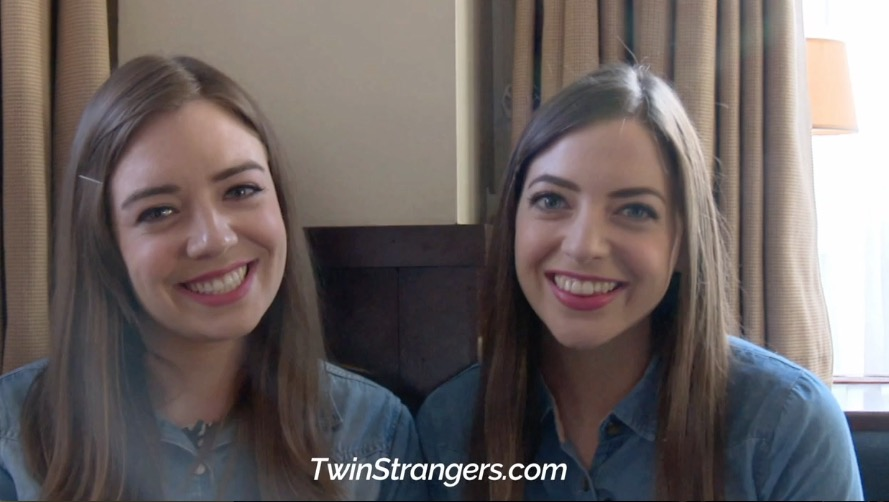 Twin Strangers Participant Finds Third Doppelgänger   RTM   RightThisMinute