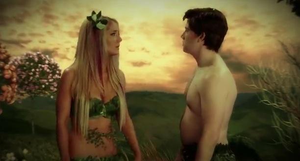 Adam and eve versus the cannibals 9