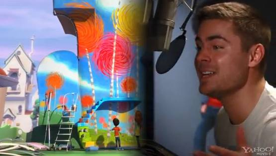 The Lorax Cast >> Friday Flick All Star Cast Voices Dr Seuss The Lorax